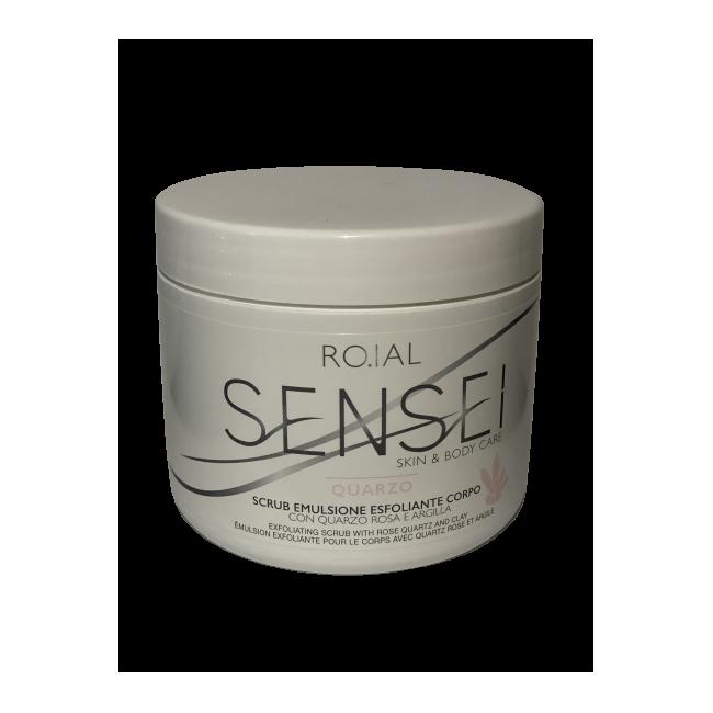 Scrub Emulsione Esfoliante Corpo 500ml