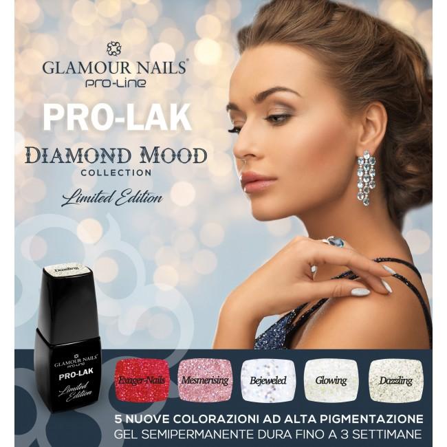 Promozione Diamond Mood 5 Colori - Omaggio Brillantini Rosa