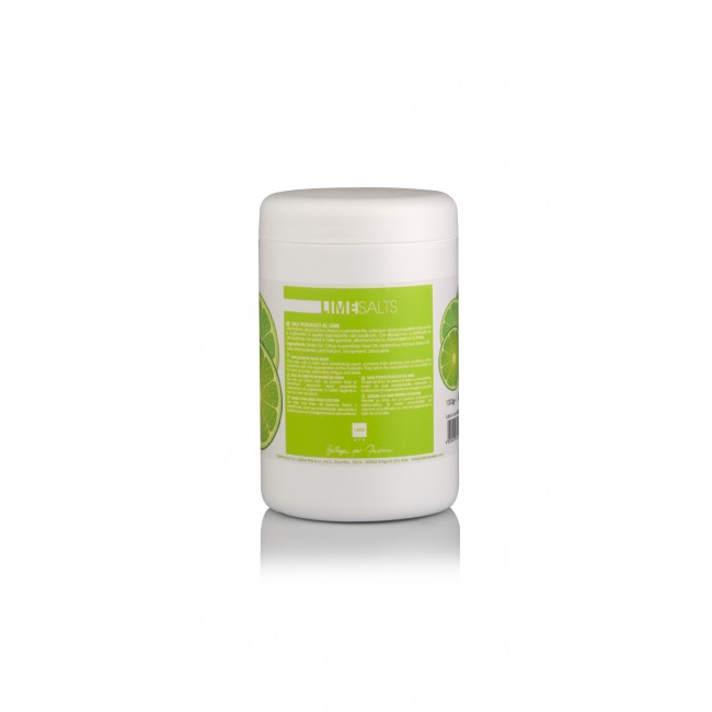 Sali da bagno Podalici - Estratto di Lime Confezione 1Kg