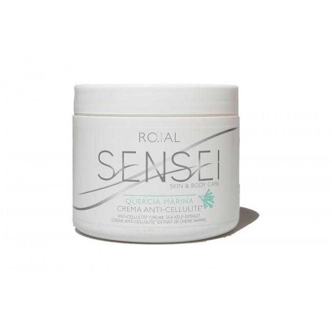 Crema Anti Cellulite Quercia Marina - ROIAL - 500 ml